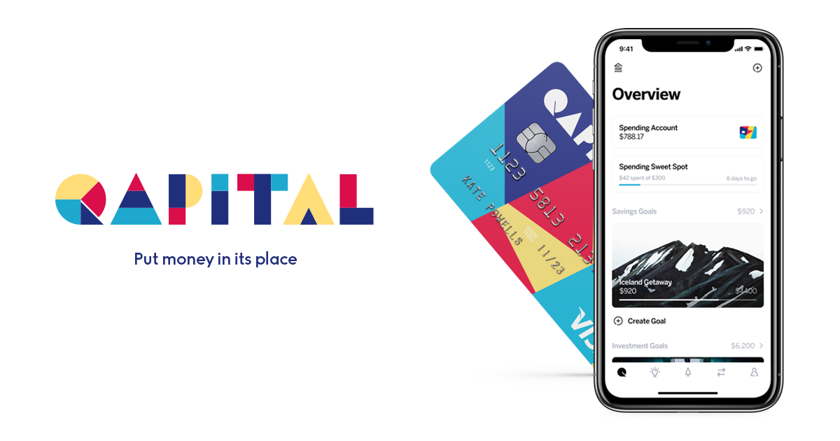 Save For the Future with Qapital
