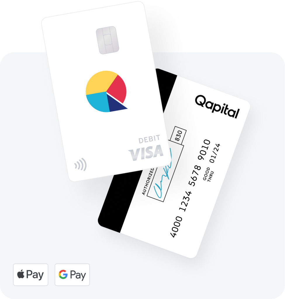 Debit Visa Card